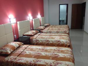Gran Hotel Canada, Hotely  Santa Cruz de la Sierra - big - 42
