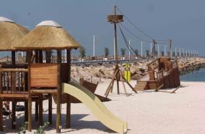 Radisson Blu Resort, Sharjah, Resorts  Schardscha - big - 39