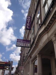 Patten Hotel, Гаага