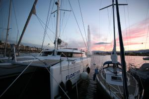 Floatinn Boat-BnB - Hotel - Geneva