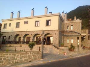 Hotel Rodovoli, Hotels  Konitsa - big - 56