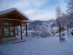 Alpenpension Weltsprachen - Hintersberg