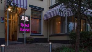 Hotel Ravel Hilversum, Отели  Хилверсюм - big - 61
