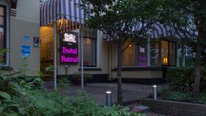 Hotel Ravel Hilversum, Отели  Хилверсюм - big - 60