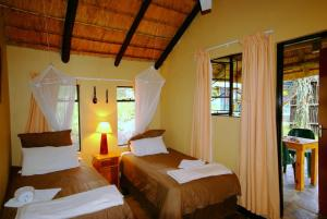 Timbavati Safari Lodge, Lodge  Mbabat - big - 2