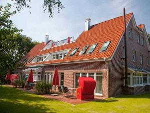 Suitenhotel Idyll Heckenrose - Langeoog