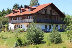 Penzion Gästehaus zum Prinzenfelsen Nagel Německo