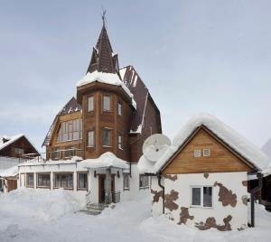 Отель Мельница