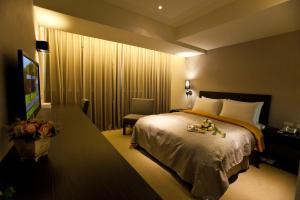 E-House Hotel, Hotely  Tchaj-pej - big - 31