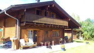 Blockhaus Wallisch - Hotel - Leogang