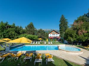 Accommodation in Doussard