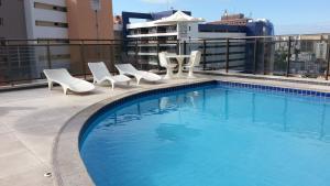 Atlantic Ocean, Apartments  Fortaleza - big - 1