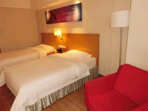 Starway Hotel Huanshi East Road, Hotely  Kanton - big - 29