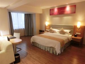 Starway Hotel Huanshi East Road, Hotel  Canton - big - 28