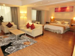 Starway Hotel Huanshi East Road, Hotel  Canton - big - 29