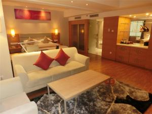 Starway Hotel Huanshi East Road, Hotel  Canton - big - 31