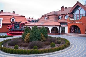 Hotel Korona Spa & Wellness, Hotely  Lublin - big - 48