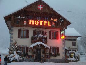 Les Touristes - Hotel - Abondance