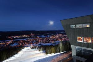 Hotell Hallstaberget - Sollefteå
