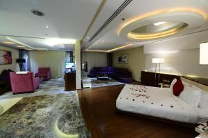 Obaer Hotel, Szállodák  Rijád - big - 56