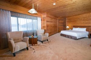 The Richforest Hotel- Sun Moon Lake, Üdülőtelepek  Jücsi - big - 51