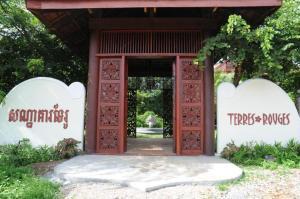 Terres Rouges Lodge, Szállodák  Banlung - big - 88