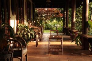 Terres Rouges Lodge, Hotels  Banlung - big - 143