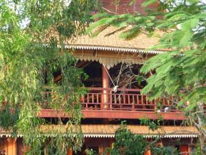 Terres Rouges Lodge, Szállodák  Banlung - big - 97