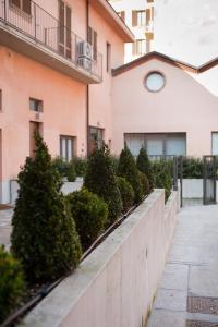 BB Hotels Aparthotel Navigli, Apartmánové hotely  Miláno - big - 53