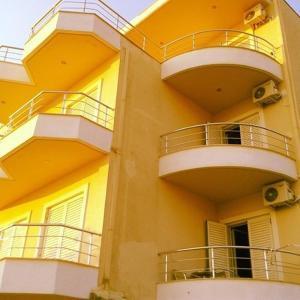Magic Ionian Apartments & Rooms, Guest houses  Himare - big - 32