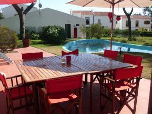 Cerca do Altinho, Дома для отпуска  Вила-Нова-де-Милфонтеш - big - 29