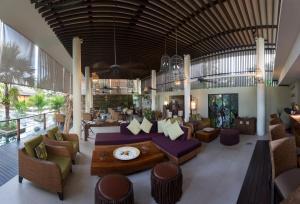 Dhevatara Beach Hotel, Szállodák  Grand'Anse Praslin - big - 63