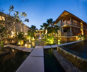 Dhevatara Beach Hotel, Szállodák  Grand'Anse Praslin - big - 35
