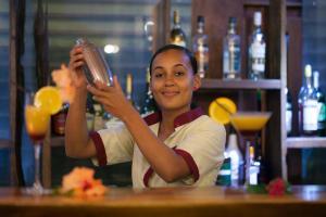Dhevatara Beach Hotel, Szállodák  Grand'Anse Praslin - big - 49