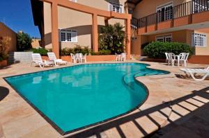 Hotel Praia 2000, Szállodák  Fortaleza - big - 12