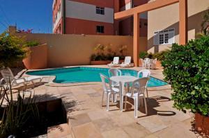 Hotel Praia 2000, Szállodák  Fortaleza - big - 15