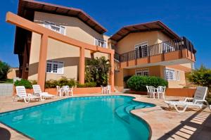 Hotel Praia 2000, Szállodák  Fortaleza - big - 20