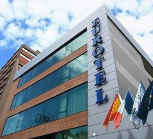 Hotel Eurotel El Bosque, Hotely  Santiago - big - 23