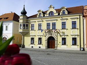 4 hvězdičkový hotel Alexander Stříbro Česko