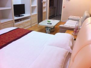 Dalian Yinghao Zuoan Classic Apartment, Апартаменты  Jinzhou - big - 21