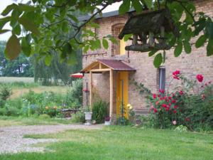 Ferienwohnung Romantika - Kasel-Golzig
