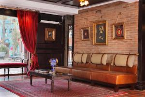 Hotel Boutique Castillo Rojo - Santiago