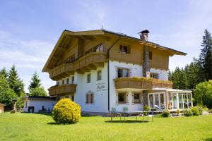 Apartmenthaus Brigitte - Leutasch