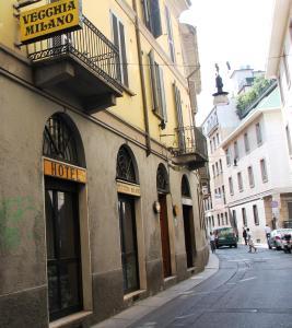 Hotel Vecchia Milano - AbcAlberghi.com