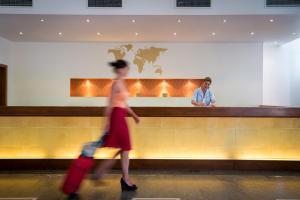 Bella Beach Hotel, Rezorty  Hersonissos - big - 26