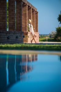Bella Beach Hotel, Rezorty  Hersonissos - big - 27