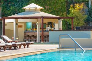 Bella Beach Hotel, Rezorty  Hersonissos - big - 39