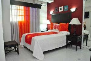 Hotel Rey, Hotels  Concepción de La Vega - big - 17