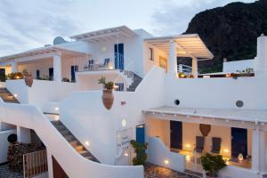 Hotel La Terrazza 3 étoiles à Panarea Avec Restaurant Et Bar