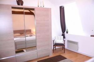 Chez Lisette, Ferienwohnungen  Honfleur - big - 10